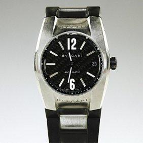 Bvlgari Men's Ergon Watch Eg 35 S
