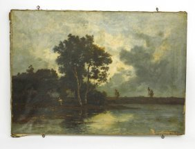 19th Century Landscape Painting