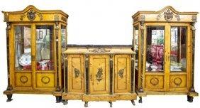 Set Of Five European Furniture