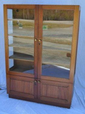 J. C. Pendergast #CA3668 Humidor Cabinet
