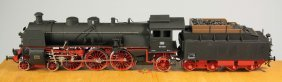 SPRING Dampflok Mit Tender DB-18508