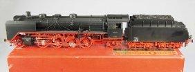 GEBAUER Dampflok Mit Tender DR 41100