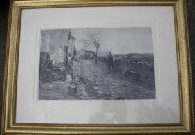 Emil Boutigny, Photogravure By Gebbie & Husson Co