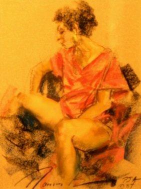 Ramon Kelly, (1939-), Pastel