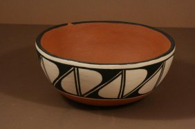 Santa Domingo Dough Bowl,