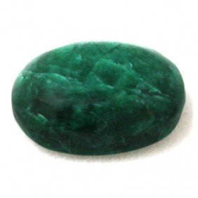 African Emerald Loose Gems 155.89ctw Oval Cut
