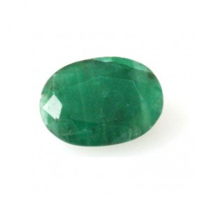 Natural 3.21ctw Emerald Oval Cut Stone