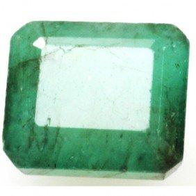 Natural 2.64ctw Emerald Emerald Cut Stone
