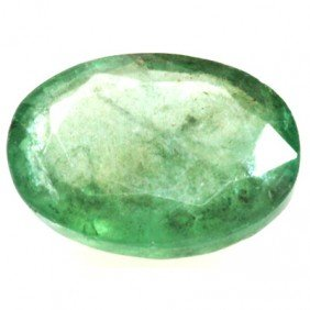 Natural 3.141ctw Emerald Oval Stone