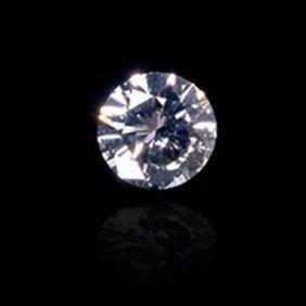 Diamond EGL Cert. ID:2159196437 Round 1.02 Ctw E, Si2