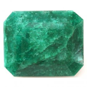 Natural 26.5 Ctw Emerald Stone