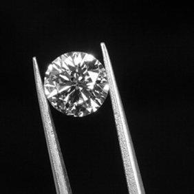 Diamond EGL Cert. ID: 2162129831 Round 2.01 Ctw E, SI2