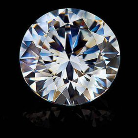 Diamond EGL Cert.ID:93538509D Round 1.01 Ctw E, SI2