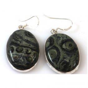 16.52g Semi-Precious Stone Earrings