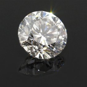 Diamond EGL Cert. ID: 3202066221 Round 2.00 Ctw G, SI1