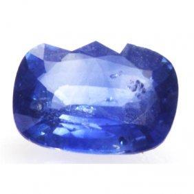 Natural 1.62ctw Ceylon Sapphire Emerald Cut Stone
