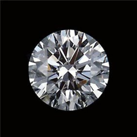 Diamond EGL Certified Round 1.15 Ctw E, VVS2