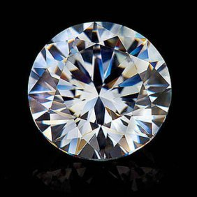 Diamond EGL Certified Round 0.71 Ctw D,SI2