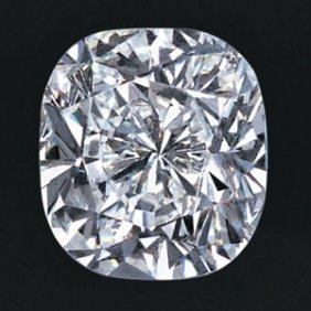 EGL CERT. CUSHION DIAMOND 1.79 CTW I/VS2