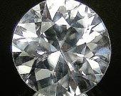 EGL ROUND DIAMOND 1 CTW D/SI2