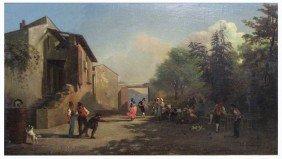 CAREL MAX GERLACH ANTON QUAEDVLIEG (Dutch, 1823-187