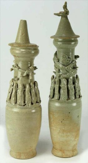 funerary vases Choosing a burial site, about 1170, from chu his's family rituals, translated by   the proper conduct of the burial ceremony has always been a matter of great  importance to the chinese  vase snuff bottle figure of ram snuff bottle clock.