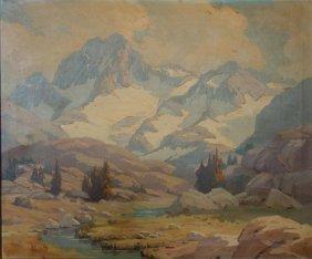 Doris Winchell Baker, California Landscape