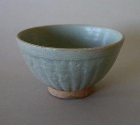 Sawankhalok Celadon Bowl, Ming Dynasty (1368-1644)