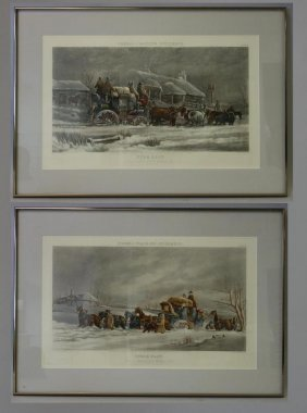 Charles Cooper Henderson, Fores's Coaching Prints
