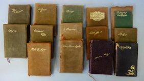 14 Antique Poetry Books & Novels