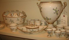 Approx 30 Pieces Continental Assorted Porcelain