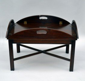 Butlers Tray Top Table