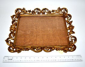 Renaissance Revival Gilt Picture Frame