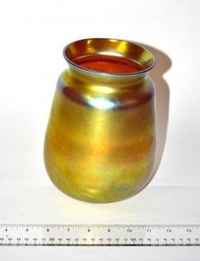 Aurene Glass Vase