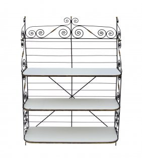Three-Tier Baker's Rack