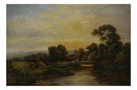 Reproduction Dutch Landscape