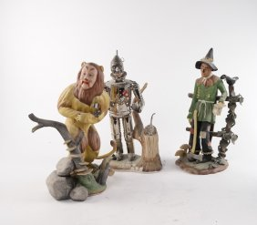 Wizard Of Oz Balint Kramlik Figures
