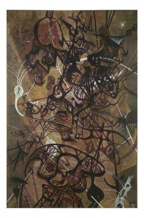 "Fred Becker, ""aerial Jungle"""