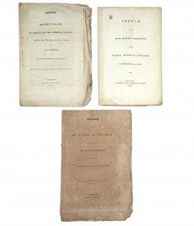 1832 Campaign - Statesmen Pamphlets