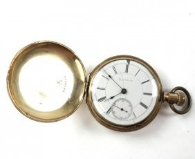 Rockford Gold-filled Pocket Watch