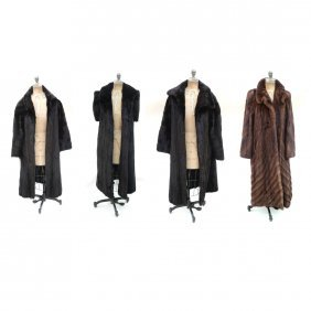 Ladies Mink Coats