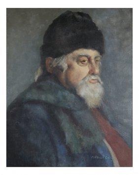 M. Gray, Portrait Of A Rabbi
