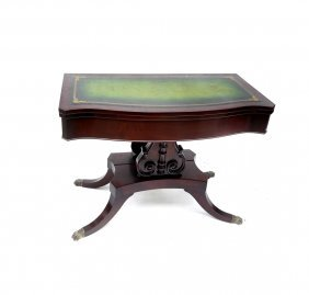 English Console Extension Dining Table