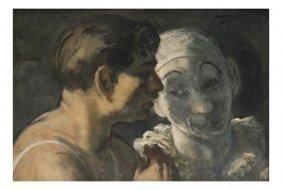 A.h. Nordhausen, Circus Painting