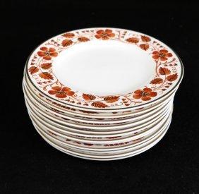 22 Wedgwood Plates