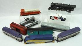 H.O. Gauge Electric Train