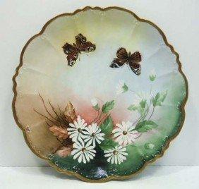 Austria HP Charger W/ Butterflies