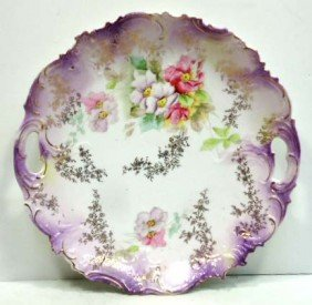 HP RS Prussia Cake Plate