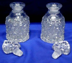 Pr Daisy & Button Perfume Bottles