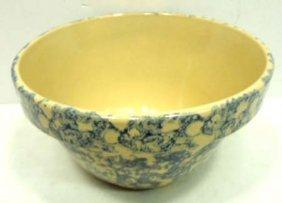 Roseville Stoneware Bowl